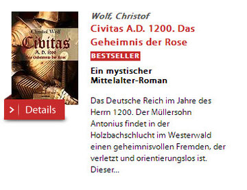 Civitas erhält Bestseller-Status bei Acabus