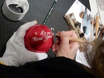 Oblique Pen Holder: Feuerprobe Weihnachtsgeschäft