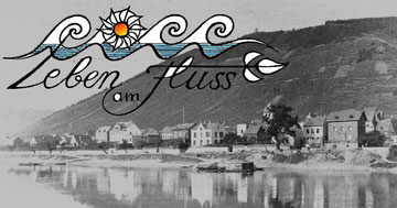 Ausstellung historischer Flussansichten am Moselufer (2000-2005)