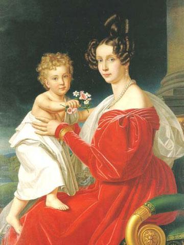 オーストリア大公妃ゾフィー・フォン・バイエルン