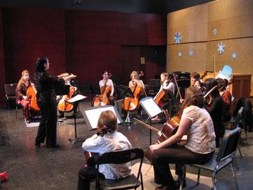 Concert d'élèves