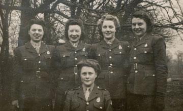 Winifred Kathleen Sirois Ciudad de origen: Londres, Inglaterra, Reino Unido Conflicto: Segunda Guerra Mundial Rama: Ejército