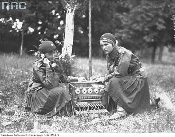 Mujeres en la radioafición. Algunos datos Históricos. Entra pinchando en la imagen.