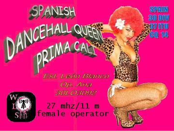 QSL Prima Cali Especial Dancehall Queens 2011 nº2
