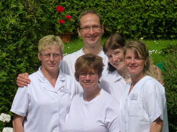 Zahnarzt Bernau Im FORUM Team der Zahnarztpraxis