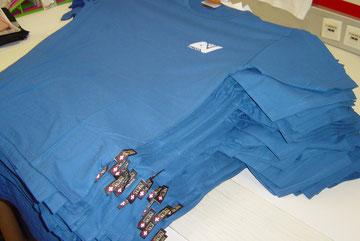 Shirts für die AUVA