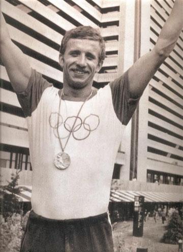 1976 Montreal: Janusz Peciak (POL) Olympic Champion