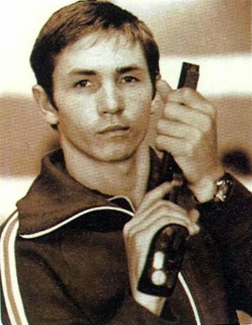 1980 Moscow: Olympic Champion at 20, Anatoli Starostin (URS)