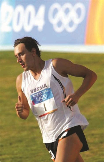 2004 Athens: Andrei Moiseev (RUS) wins