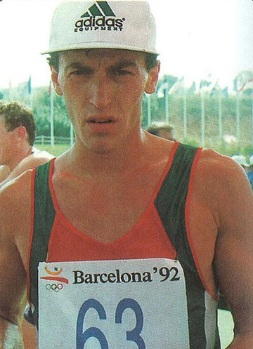 1985 World Champion, Attila Mizser (HUN)