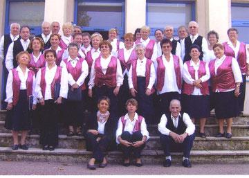 2008, à Chamborigaud