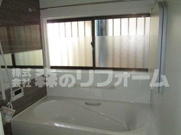 松戸 市まるごと戸建リフォーム 浴室リフォーム サーモバスを採用し暖かな浴室になりました