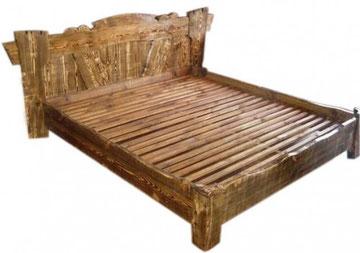 Кровать стилизованная