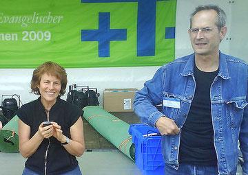 Sabine & Thomas 2009 (Foto: RadioWeserTV)