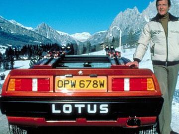 007ジェームズ・ボンド JAMES BOND,LOTUS ESPRIT TURBO,ロータス エスプリ ターボ