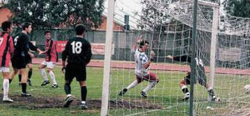 93': l'ex Damonte pareggia in extremis