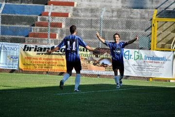 82': Iannolo chiude i conti col gol del 5-0, il suo 33° stagionale