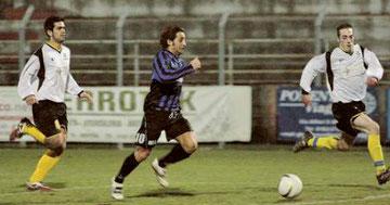9': Iannolo realizza uno dei suoi 4 gol