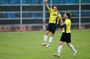 Iannolo ancora in gol: tripletta per lui oggi