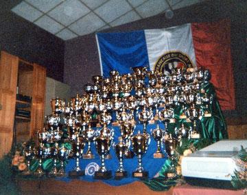 Remise des prix de la Ligue 1993