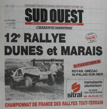 1989 - Dunes & Marais