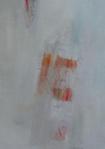 huile sur toile 2007   75 x 92