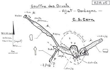 Gouffre des Orvals
