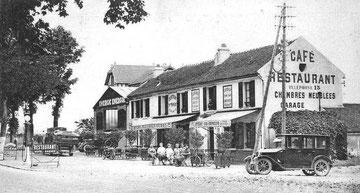Café -hôtel du Champs de Mars