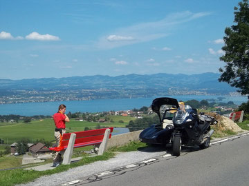 Hüttener Panoramastrasse