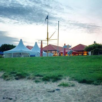 elbe1 Bistro und Eventlocation mit Elblick in Wedel