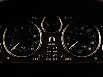 Gauge Faces TYPE-RS