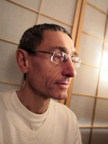 Ivan Petit, enseignant en méditation à Rennes