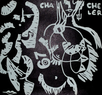 1967 - Linolschnitt von Heiri Felix
