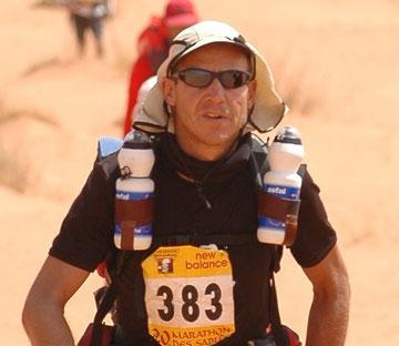.Sahara Wüstenlauf...277Km...Marathon des Sables.