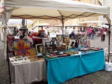 Marché Artisanal pour la Fête des Mères - Vence, 2 juin 2012