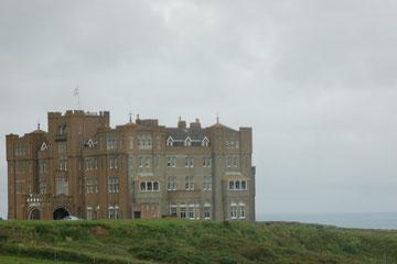 Camelot Castle Hotel Tintagel