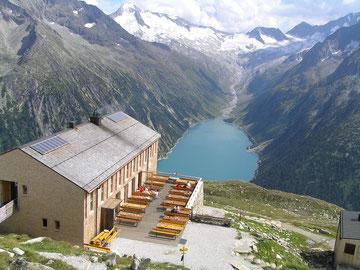 Neue Olperer Hütte (2.389 m)