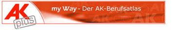 Der AK-Berufsatlas beinhaltet Informationen, die Sie bei der Auswahl von Aus- und Weiterbildungsaktivitäten und damit auch bei der eigenen Berufsentscheidung unterstützen sollen.
