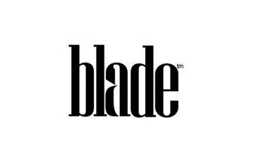 Blade logotipo Por esquema de subversión