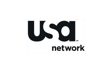 Red de EE.UU. logotipo Por Diseño pelotón
