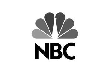NBC logotipo Por Steff Geissbuhler mientras que en Chermayeff & Geismar