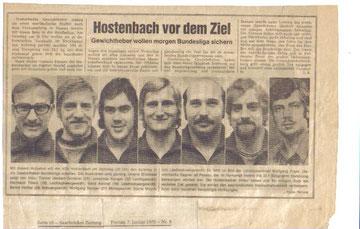 Saarbrücker Zeitung 07.01.1972