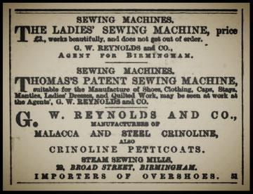 Birmingham Journal - 13 November 1858