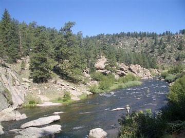 Elevenmile Canyon