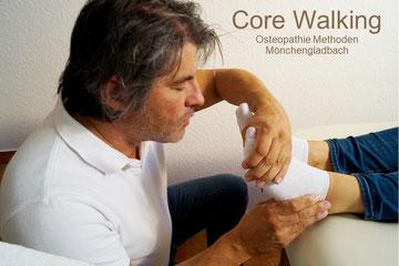 Osteopathie Mönchengladbach Schmerztherapie Core Walking
