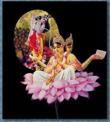 Lord Brahma -beginning of creation