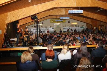 Schaueregg  Okt. 2012