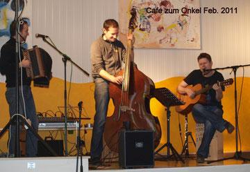 Cafe zum Onkel Pinggau Feb. 2011