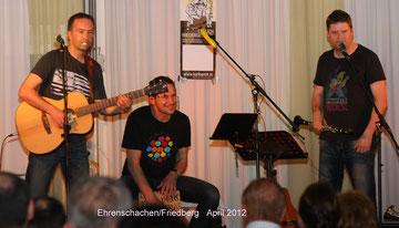 Ehrenschachen Stmk.  April 2012