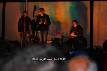 Stratzing/Krems NÖ Juni 2012
